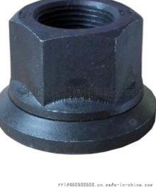 304不锈钢 DIN6923 六角法兰螺母
