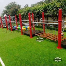 幼儿园户外大型体能行走组合