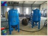 广西梧州市喷砂机生产厂家多少钱