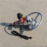 巨匠集团SJD-2A电动手提钻井机家用小型打井机