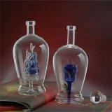 异形酒瓶生产厂家定制高硼硅玻璃异形酒瓶