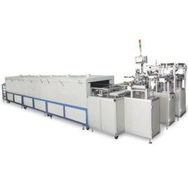 電子生產設備流水線多頭電子點膠機廠家定制