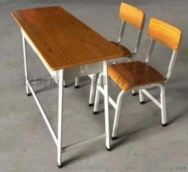 广东工厂定制塑钢**学生桌椅