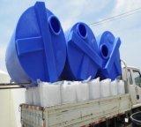 昆明化工攪拌桶, 塑料攪拌加藥桶500升