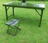 多功能桌攜帶型手提桌 鋼板指揮作業桌椅批發商