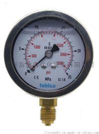 耐震压力表 tuhlen PSG16