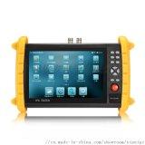 仪安网络工程宝IPC9600S视频监控测试仪POE供电海康激活IP探测