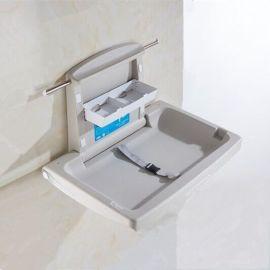 衛生間  護理臺壁掛式可掛毛巾尿布臺佳悅鑫品牌