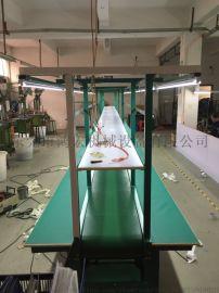 口罩机  输送机小型 额温 生产线流水线防静单工作台 快递物流分拣线