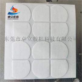 0.5厚白纸透明亚克力双面胶 强力无痕双面胶