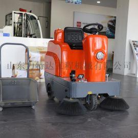 驾驶电动吸尘扫地机新能源