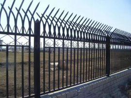 小区防护铁栅栏A郎溪小区防护专用铁栅栏厂家直销
