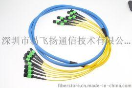MPO/MTP光纤跳线 MPO/MTP多芯光纤跳线-厂家直销