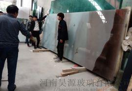 鄭州超大版夾絲夾絹玻璃廠家