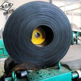 厂家直销 普通耐磨橡胶输送带 输送机工业皮带