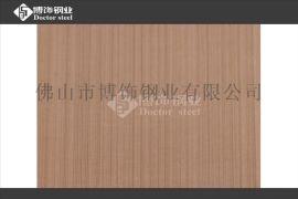 厂家直销不锈钢古铜拉丝板,不锈钢电镀古铜色,不锈钢拉丝板