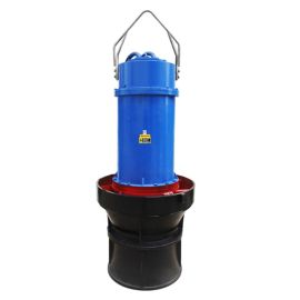 QH、QZ系列潜水混流泵