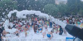 暖场开业活动泡沫机 大型泡沫喷射机可租可售