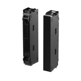 AC12.3P可阵列有源音柱线阵系统