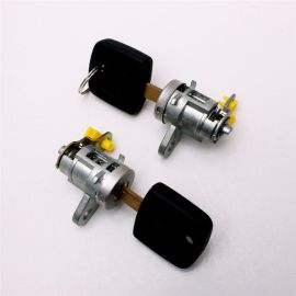 价廉质优一拖二工具箱锁个性通用锁芯厂家研发供应生产