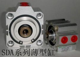 耐灵全新 SDA系列薄型气缸