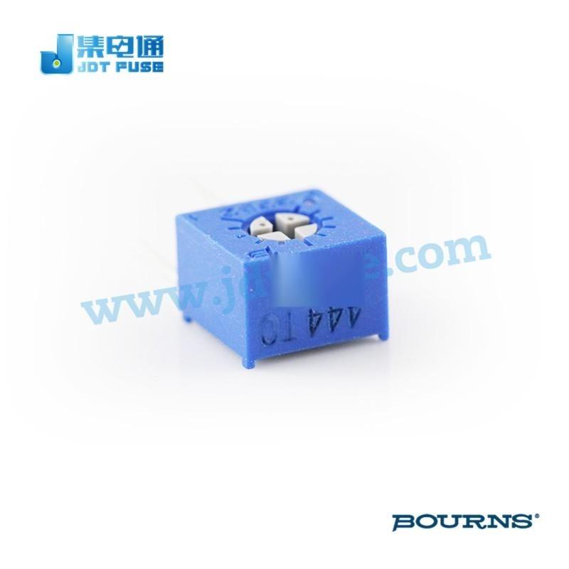 邦士原裝現貨BOURNS(伯恩斯)微調電位器3362W-1-101LF