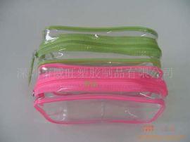 专业生产PVC拉链袋,电压袋,礼品袋