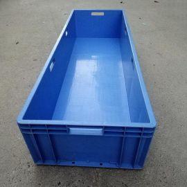 塑料箱 塑料长方形周转箱、塑料物流箱