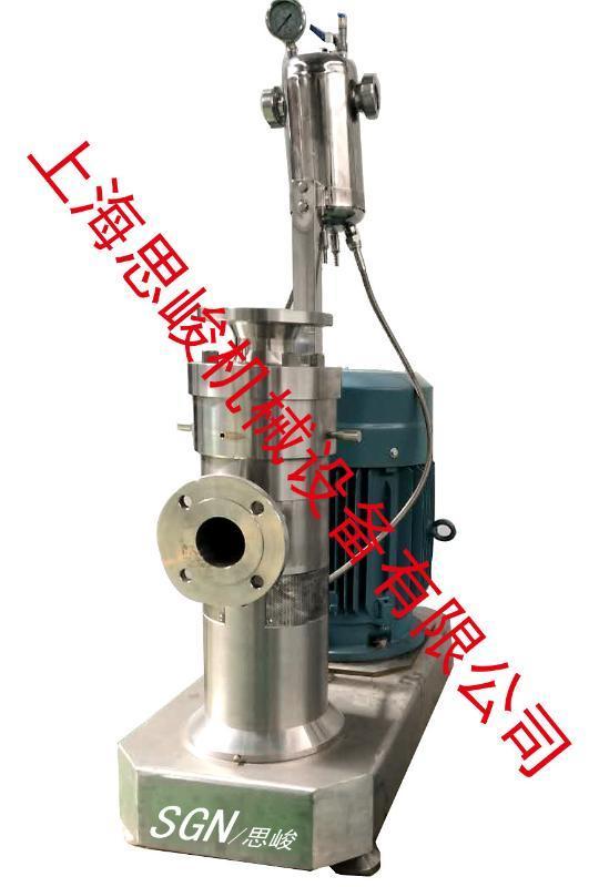 上海SGN直銷 GMD2000納米陶瓷隔膜漿料分散機 歡迎諮詢