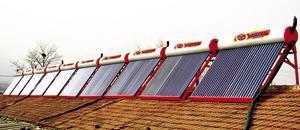 上海太阳能热水器生产厂家