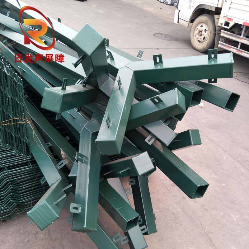 建筑材料 厂家供应Y型立柱钢结构 声屏障支撑立柱H型钢