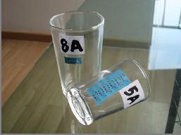 钢化玻璃杯