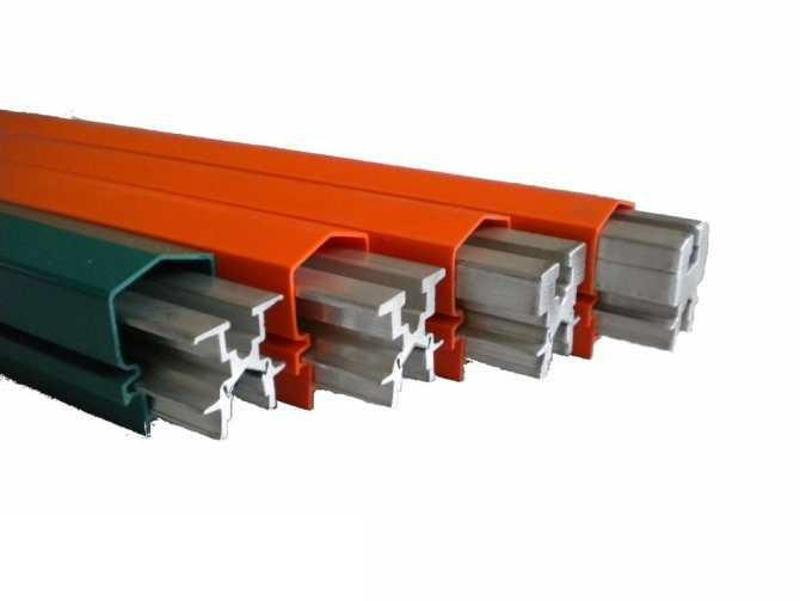 无接缝滑触线 多级管式安全滑触线 6平方 8平方