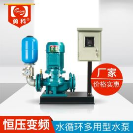 GD32变频供水泵 家用无塔供水泵 恒压变频定压