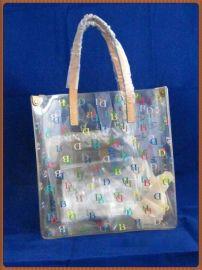 供應高檔PVC日用品包裝袋