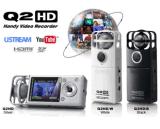 ZOOM Q2HD高清攝像錄音筆,新聞採訪錄音筆