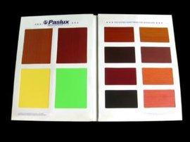 制作产品样板册 色标色卡色块