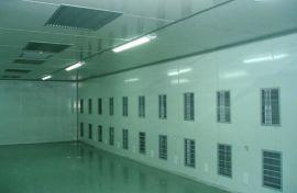 净化工程无尘室检测标准