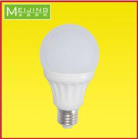 5WLED球泡灯 室内照明 家庭装修 节能灯泡 陶瓷散热体厂家直销