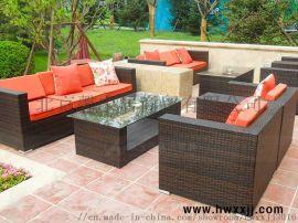 藤編沙發T-SF1301|花園傢俱|休閒座椅