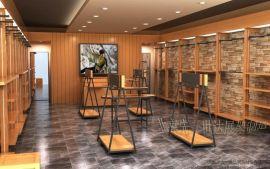 户外服饰展架,木器工艺展架制造,展台展柜,模特衣架,不锈钢货架,服装展示架