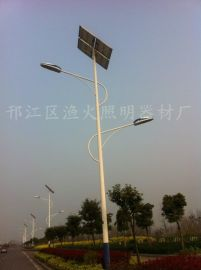 供应太阳能路灯灯杆,太阳能路灯配件,太阳能路灯控制器
