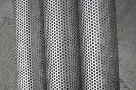 不锈钢冲孔管,水净化,过滤网管
