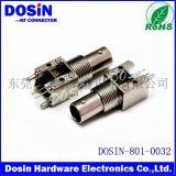 BNC-KE180度直插锌合金射频同轴连接器