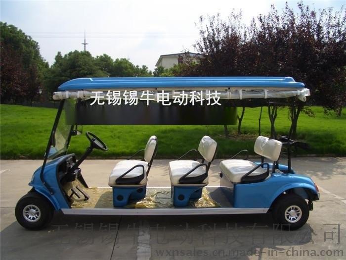 苏州电动高尔夫球车 房地产看房电瓶车