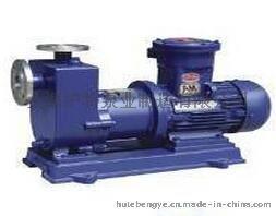 供应自吸式不锈钢无泄漏ZCQ磁力泵