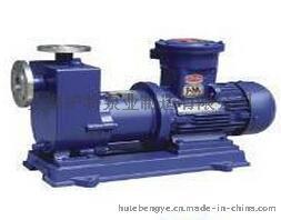 供應自吸式不鏽鋼無泄漏ZCQ磁力泵