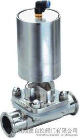 供应ZXDA卫生级气动隔膜阀,G681气动隔膜阀,活塞隔膜阀,气动快装隔膜阀,全不锈钢卫生级气动隔膜阀