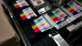 马克笔装盒机,蜡笔装盒机
