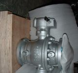 Q347F美标不锈钢固定球阀